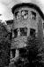 Mostar - round building - 2
