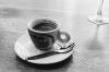 Espresso et verre