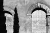 Traboules de Lyon - portes et ombre