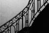 Rosen's Staircase - handrail