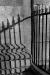 Kilkenny - fence and shadows