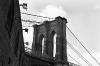 Tobacco Warehouse - wall and Brooklyn Bridge